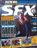 Henry Cavill, Man of Steel, Superman on the cover of Sfx (United Kingdom) - February 2012