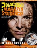 Maja Wloszczowska on the cover of Dlaczego (Poland) - October 2010