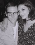 Nathalie Kelley and Zach Roerig