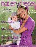 Denise Dumas on the cover of Nacer Y Crecer (Argentina) - July 2012