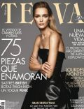 Carmen Kass on the cover of Telva (Spain) - September 2013