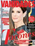 Sandra Bullock on the cover of Vanidades (Chile) - December 2013