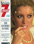 Télé 7 Jours Magazine [France] (18 October 1975)