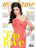 Ivi Adamou on the cover of Madam Figaro (Cyprus) - May 2012