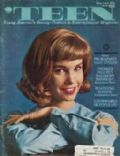 Cindy Carol on the cover of Teen (United States) - May 1963