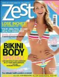 Zest Magazine [United Kingdom] (June 2008)