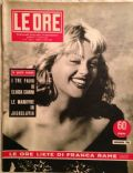 Le Ore Magazine [Italy] (3 October 1953)