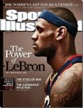 LeBron James on the cover of Sports Illustrated (United States) - February 2009