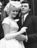 James Darren and Evy Norlund
