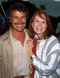 Katherine Helmond and David Christian