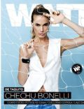 Cecilia Bonelli on the cover of Watt (Argentina) - June 2014