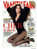Cher on the cover of Vanity Fair (United States) - December 2010