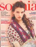 Yesica Toscanini on the cover of Sophia (Argentina) - August 2010