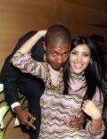 Kim Kardashian and Damon Thomas