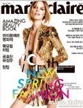 Marie Claire Magazine [South Korea] (March 2012)