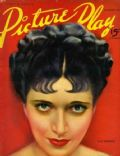 Kay Francis on the cover of Picture Play (United States) - November 1937