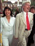 Ken Follett and Daphne Barbara Hubbard