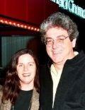 Harold Ramis and Erica Mann