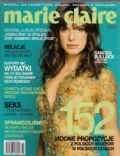 Sandra Bullock on the cover of Marie Claire (Poland) - May 2002