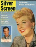 Doris Day on the cover of Silver Screen (United States) - June 1957
