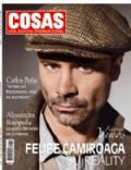 Cosas Magazine [Chile] (22 May 2009)