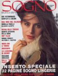 Sogno Magazine [Italy] (February 1988)