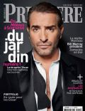 Jean Dujardin on the cover of Premiere (France) - February 2013