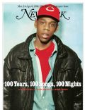 Jay-Z on the cover of New York (United States) - March 2014
