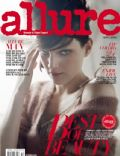 Guinevere Van Seenus on the cover of Allure (South Korea) - October 2010