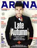 Arena Homme Plus Magazine [South Korea] (November 2013)