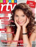 Szines Rtv Magazine [Hungary] (26 September 2011)