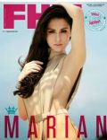 on the cover of Fhm (Philippines) - March 2014