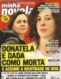 Minha Novela Magazine [Brazil] (15 August 2008)