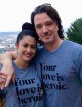 J.C. Chasez and Jennifer HuYoung