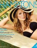 Molly Sims on the cover of Hamptons (United States) - July 2008