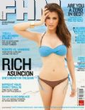 Rich Asuncion on the cover of Fhm (Philippines) - May 2011