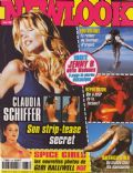 Claudia Schiffer on the cover of Newlook (France) - February 1998
