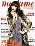 Laura Gleason on the cover of Madame Figaro (Turkey) - September 2009