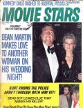 Burt Reynolds, Dean Martin on the cover of Movie Stars (United States) - July 1973