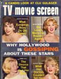 Annette Funicello, Connie Stevens, Doris Day, Marilyn Monroe on the cover of TV and Movie Screen (United States) - June 1961