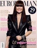 on the cover of Eurowoman (Denmark) - November 2009