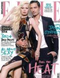 Jason Godfrey on the cover of Elle (Singapore) - March 2014