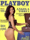 Playboy Magazine [Romania] (March 2001)