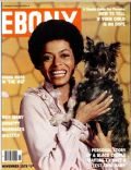 Diana Ross on the cover of Ebony (United States) - November 1978