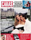 Luana Piovani, Princess Diana, Rodrigo Santoro, Vera Fischer on the cover of Caras (Brazil) - September 1997