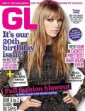 Taylor Swift on the cover of Girls Life (United States) - August 2014