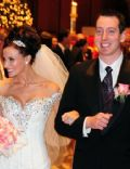 Kyle Busch and Samantha Sarcinella