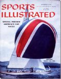 Sports Illustrated Magazine [United States] (15 September 1958)