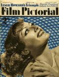 Joan Crawford on the cover of Film Pictorial (United Kingdom) - January 1935
