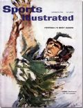 Tommy McDonald on the cover of Sports Illustrated (United States) - October 1962